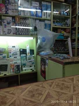 15 years electrical shop(rented) for sale