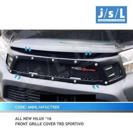a.n hilux 16 front grille cover trd sportivo