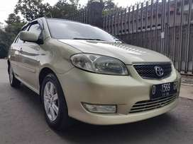 Vios G matic at 2004 full ori
