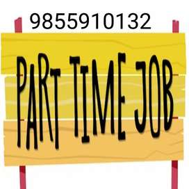 Do part time and daily basic through online