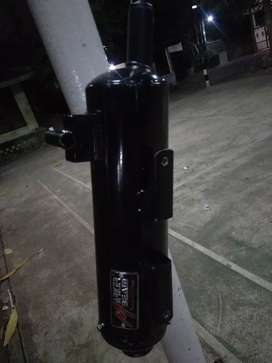 Knalpot CSR Vario 125 old bobokan