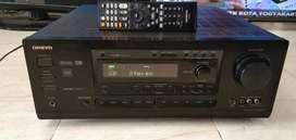 Onkyo TX-DS777 AV THX 5.1Ch receiver Amplifier