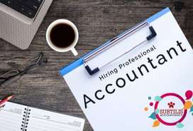 Need Accountant for office