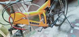 Kross gear bicycl