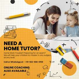 Home Tutor at Indore