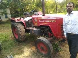 Tractor, Mahindra 295 super Turbo