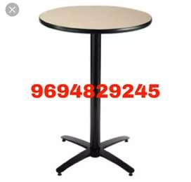 New restaurant standing table