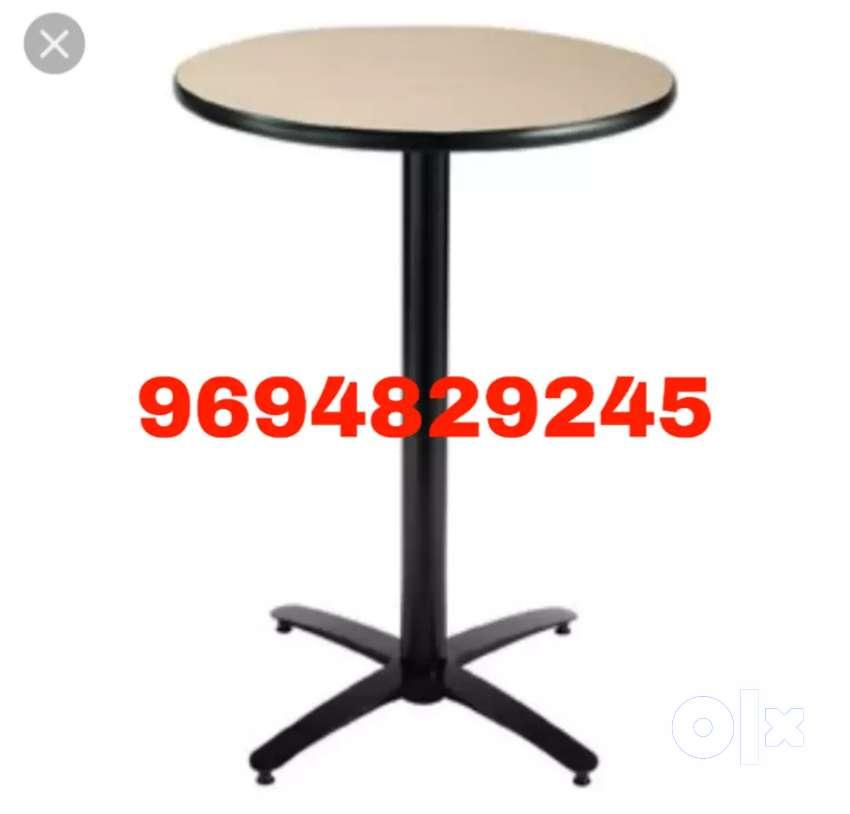 New restaurant standing Table 0