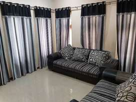 Semi Furnished 3Bhk Duplex in Prime Locatn of Gurukul Area-J.J.ESTATE