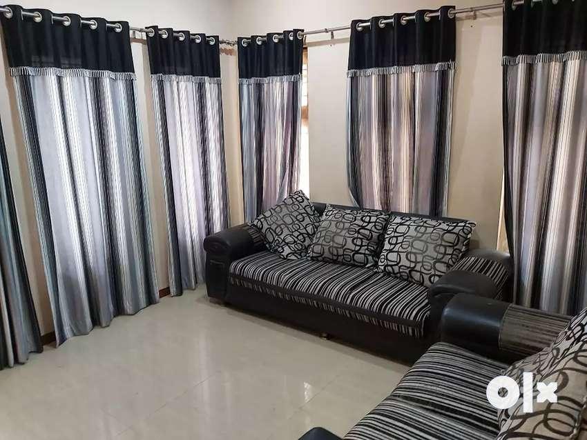 Semi Furnished 3Bhk Duplex in Prime Locatn of Gurukul Area-J.J.ESTATE 0