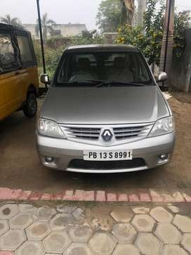 Doctor driver Mahindra Logan for sale, top model