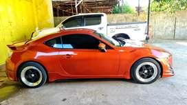 Toyota GT86 V-TRD