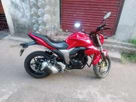 Suzuki Gixer 150 urgent sell