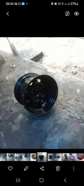 13 inch wheel