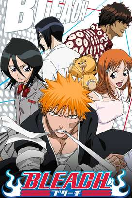 anime bleach (complete)
