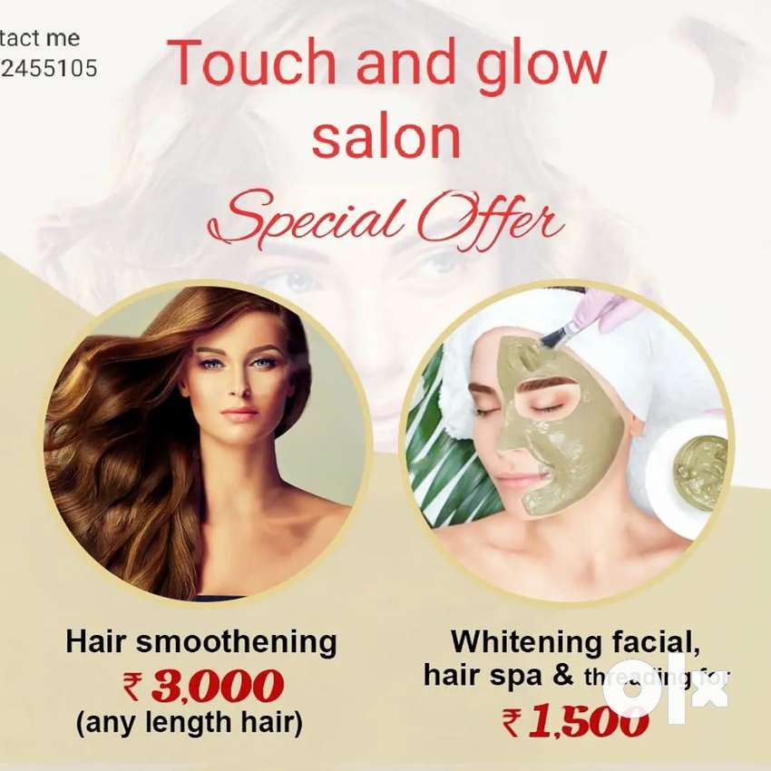 Touch and glow unisex salon 0