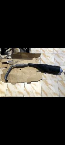 knalpot R15v3 standar original
