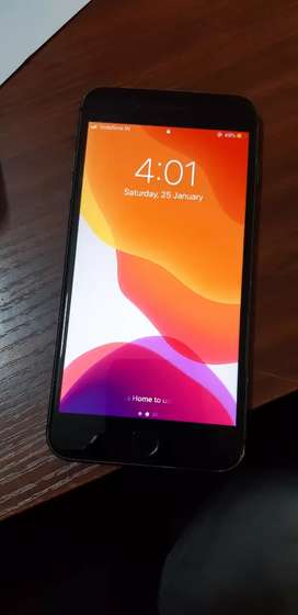 Iphone 8 plus Back glass little crack full condition