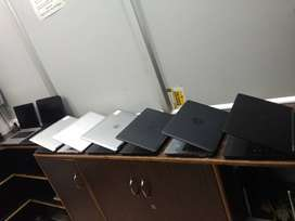 all desktops, laptops, printer available
