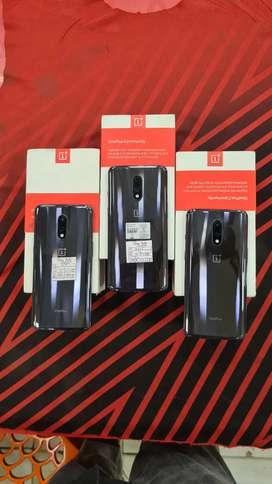 TRYME ONE PLUS 7 6Gb Ram/128Gb fUll Kit Box Fresh Condition
