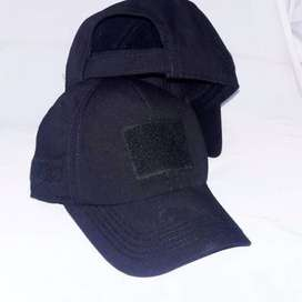 Topi Tactical Molay Black Army Militer Outdoor