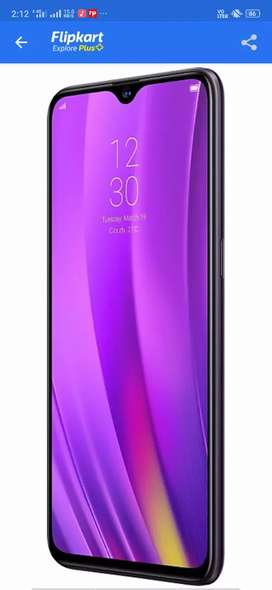 Realme 3pro 6 gb ram 2 month old and best condition sell fast