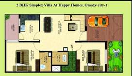 Happy Homes 2 Bhk Villa in Omaxe City-1,Indore
