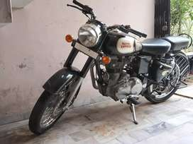 Royal Enfield 350 classic in brand new condition