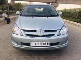 Toyota Innova 2004-2011 2.5 G (Diesel) 8 Seater BS IV, 2008, Diesel