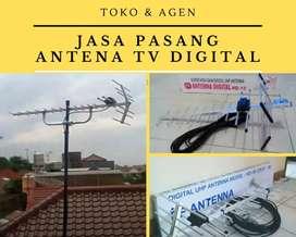 Melayani Jasa Pasang Baru Antena Tv Digital