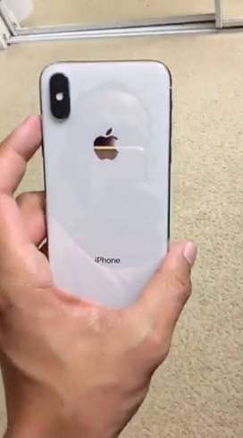 Iphone X 2 Months old brand new White 64 gb