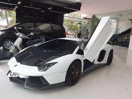 Lamborghini aventador LP 700-4 th 2013 Rp 6.5M nego