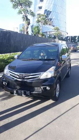 Avanza G manual 2013 kilometer super low