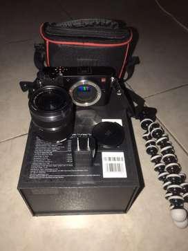 Camera Yi M1 MIRORLES (LIKE A NEW)