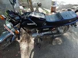 Good condition of the bike