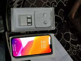 Iphone X 256gb Indian with bill box