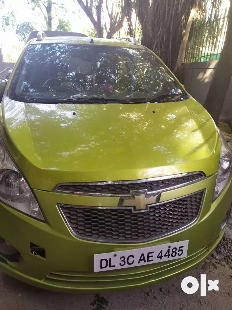 Chevrolet Beat 2010 Petrol Well Maintained 0