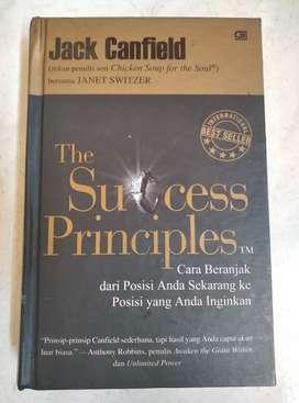 Buku Hard Cover 2nd THE SUCCESS PRINCIPLES