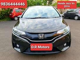 Honda Jazz VX MT, 2016, Petrol