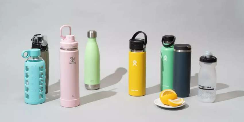Steel Water Bottles Imported Items.