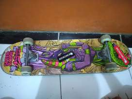 SKATEBOARD SPEED ZONE UKURAN DEWASA 8 INCH