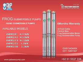 Home Water Pumps, Frog Submersible Water Pump, 6 Months Warranty.