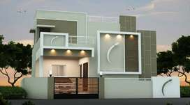 3BHK villas for sale at vadavalli main road.