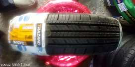 New TRAZANo & Chaoyang White letter Tyre for Mehan,Alto, Hiject R12