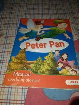 Petar pan story