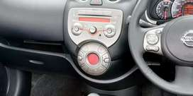 Nissan Micra Top end model xv (2012 model) audio player