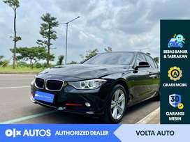 [OLXAutos] BMW 320i N20 2015 Hitam A/T #Volta Auto