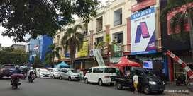 Dijual Ruko Jl. Sarapung Depan Gereja Sentrum Kawasan Bisnis