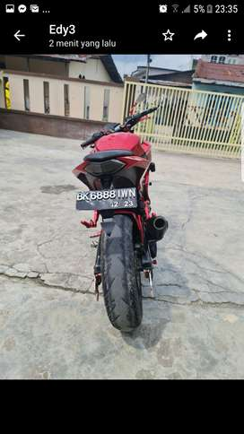 Dijual ninja Z250cc