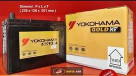 Aki YOKOHAMA 45Ah Classy